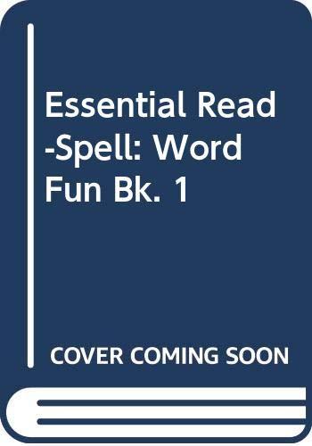 9780333215692: Essential Read-Spell: Word Fun Bk. 1