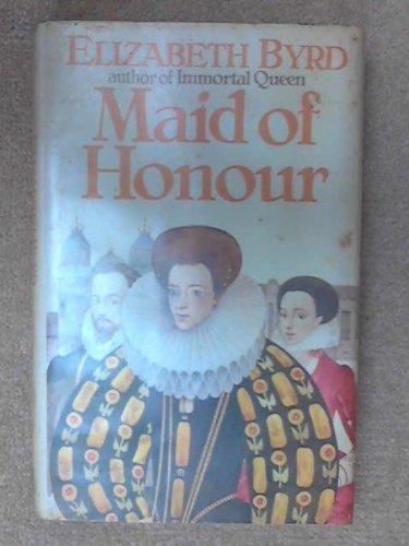9780333217856: Maid of Honour