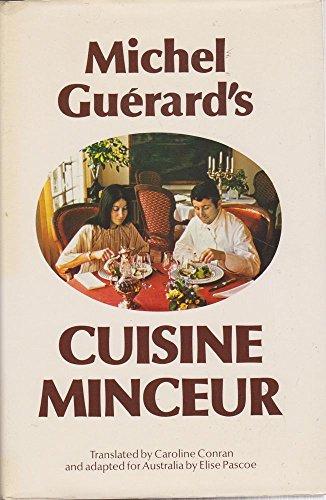 9780333219072: Michel Guerard's Cuisine Minceur