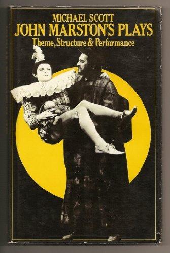 John Marstone's plays: Michael Scott