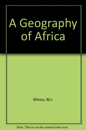 9780333219287: A Geography of Africa
