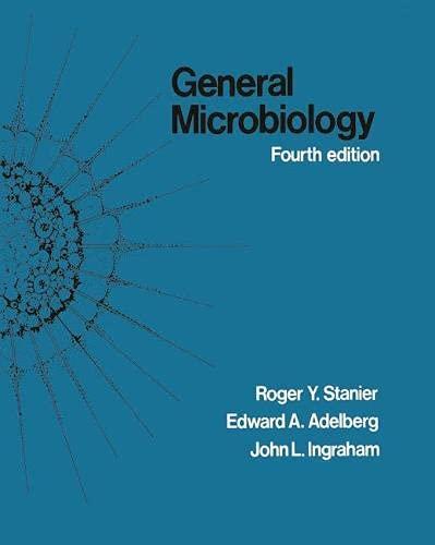 9780333220146: General Microbiology