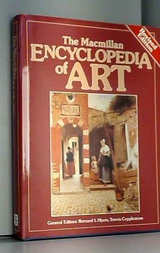 The Macmillan encyclopedia of art (9780333220528) by Copplestone, Trewin; Myers, Bernard Samuel