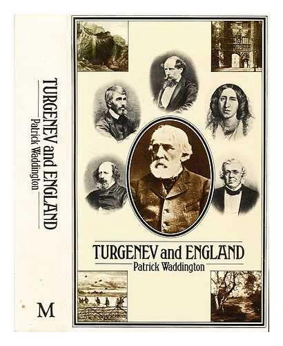 9780333220726: Turgenev and England