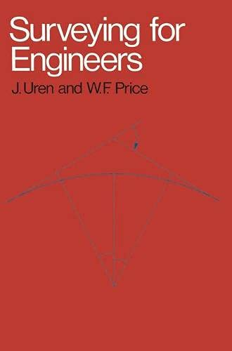 9780333223642: Surveying for Engineers