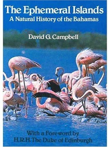 9780333226759: The Ephemeral Islands: Natural History of the Bahamas