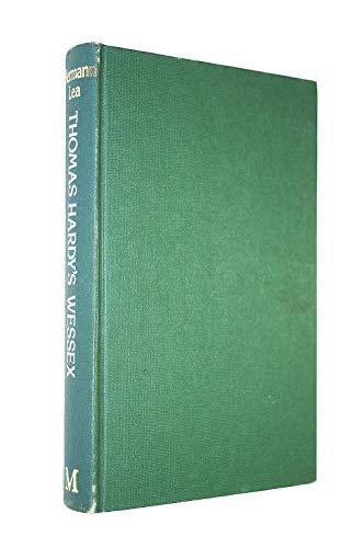 9780333227640: Thomas Hardy's Wessex