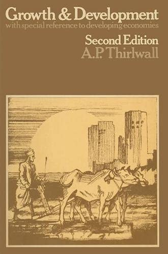 9780333227800: Growth and Development: With Special Reference to Developing Economies