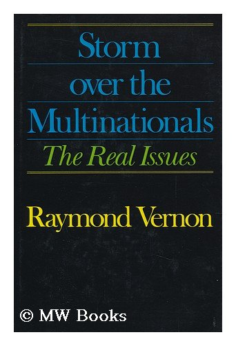 9780333230602: Storm over the Multinationals: The Real Issues