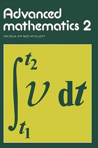 9780333231937: Advanced mathematics 2 (Bk. 2)
