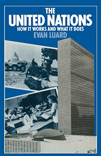 9780333233054: The United Nations: How it Works and What it Does