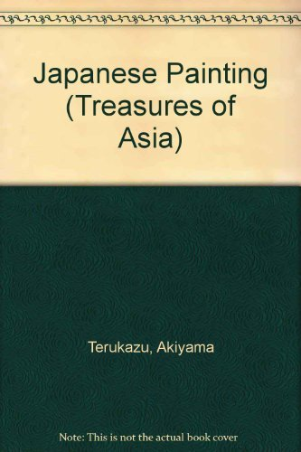 9780333233757: Japanese Painting (Treasures of Asia)