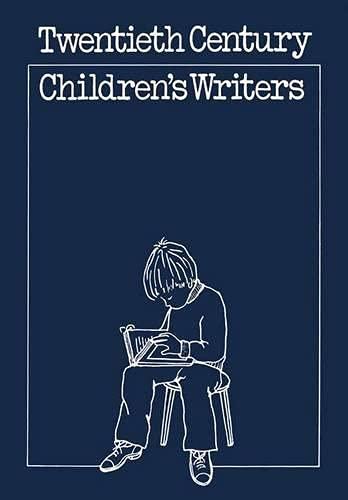9780333234143: Twentieth-century Children's Writers