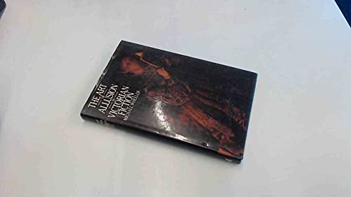 9780333240106: The Art of Allusion in Victorian Fiction