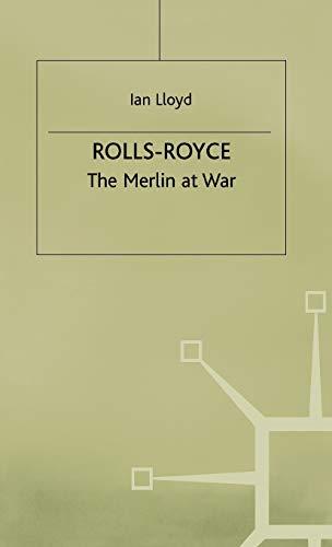 9780333240168: Rolls-Royce: Merlin at War: The Merlin at War