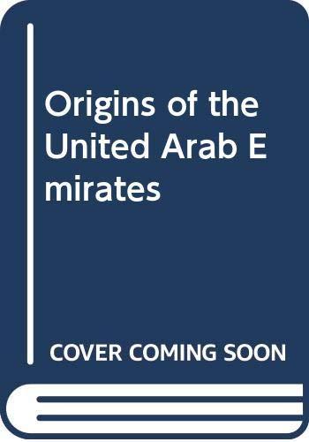 9780333241097: Origins of the United Arab Emirates