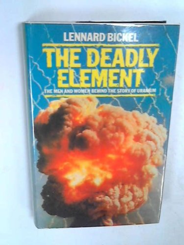 9780333241585: The Deadly Element