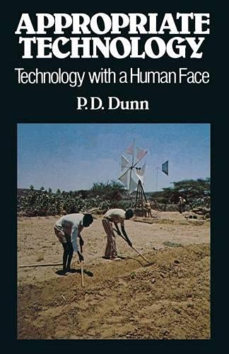 Appropriate Technology: Technology With A Human Face