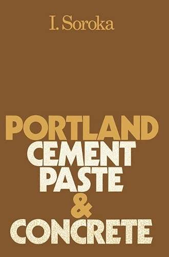 9780333242315: Portland Cement Paste and Concrete