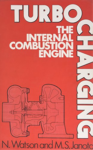 9780333242902: Turbocharging the Internal Combustion Engine
