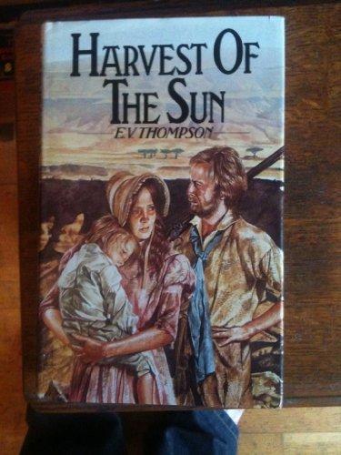 9780333243381: Harvest of the Sun
