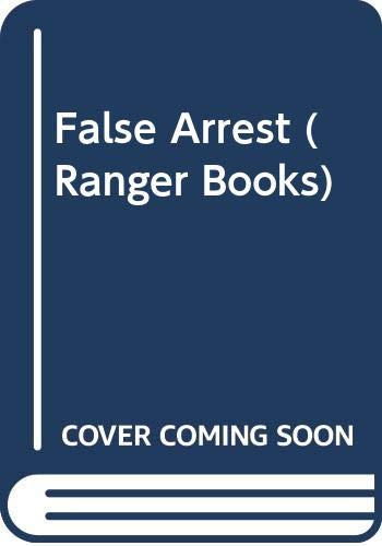 9780333247358: False Arrest (Ranger Books)