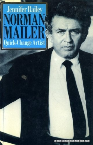 9780333248102: Norman Mailer: Quick Change Artist