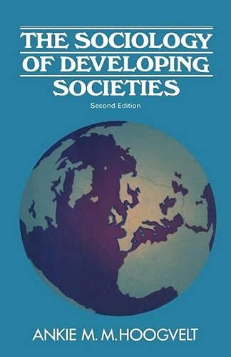 9780333253199: The Sociology of Developing Societies
