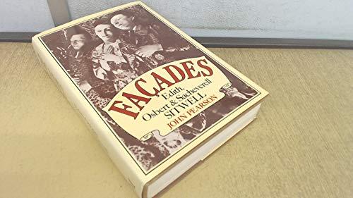 9780333254752: Facades: Edith, Osbert and Sacheverell Sitwell