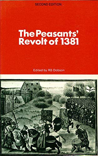 9780333255049: The Peasants' Revolt of 1381 (History in Depth)