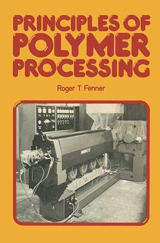 9780333255278: Principles of Polymer Processing