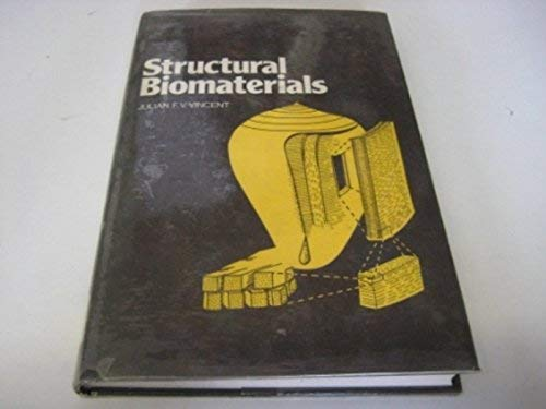 9780333261255: Structural Biomaterials: Their Form and Function