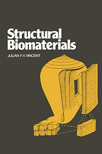 9780333261262: Structural Biomaterials