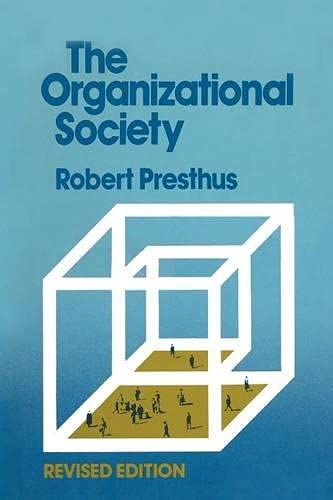 9780333263235: The Organizational Society