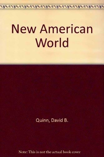 9780333263839: New American World