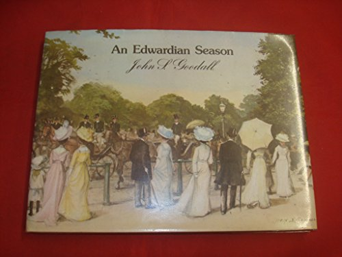 9780333264584: An Edwardian Season
