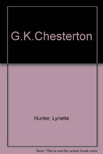 9780333264614: G.K.Chesterton