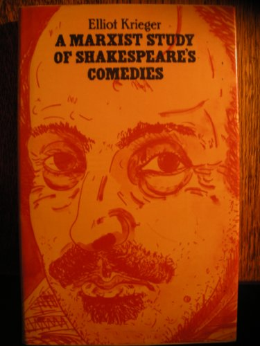 9780333264638: A Marxist Study of Shakespeare's Comedies