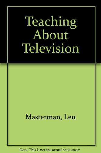 9780333266762: Teaching About Television