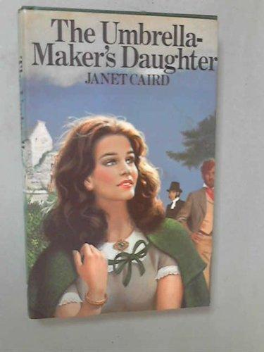 9780333267875: UMBRELLA MAKER'S DAUGHTER