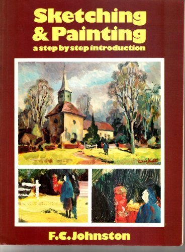 9780333269435: Sketching and Painting: A Step by Step Introduction