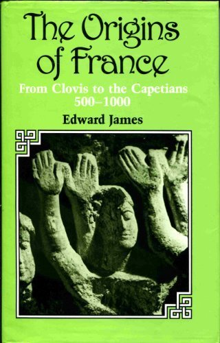 9780333270516: Origins of France (New Studies in Mediaeval History)
