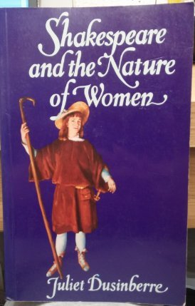 9780333270608: Shakespeare and the Nature of Women