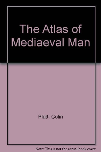 9780333270790: The Atlas of Mediaeval Man