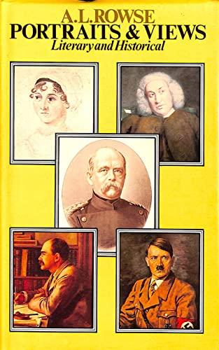 9780333272411: Portraits and Views, Literary & Views