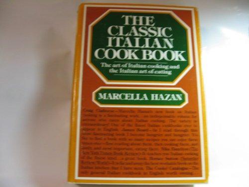 Classic Italian Cookbook: Marcella Hazan