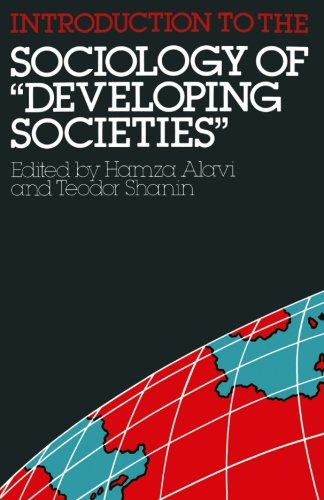 9780333275627: Introduction to the Sociology of