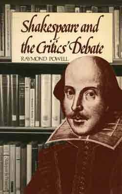 9780333276679: Shakespeare And The Critics' Debate. A Guide For Students