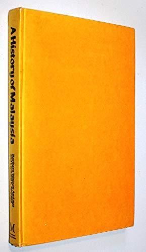 9780333276723: A history of Malaysia (Macmillan Asian histories series)