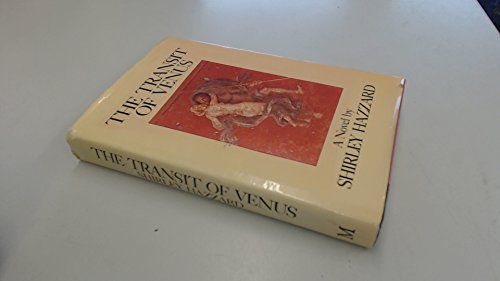 The Transit of Venus: HAZZARD, SHIRLEY